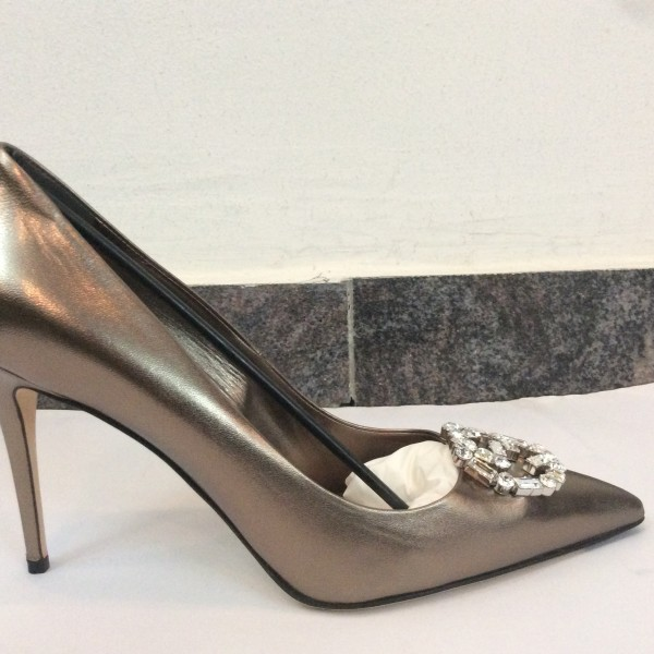 9c9162b5c Gucci GG Crystal Embellished Pumps | The Select Store
